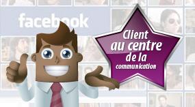 placer le client au centre des réseaux sociaux