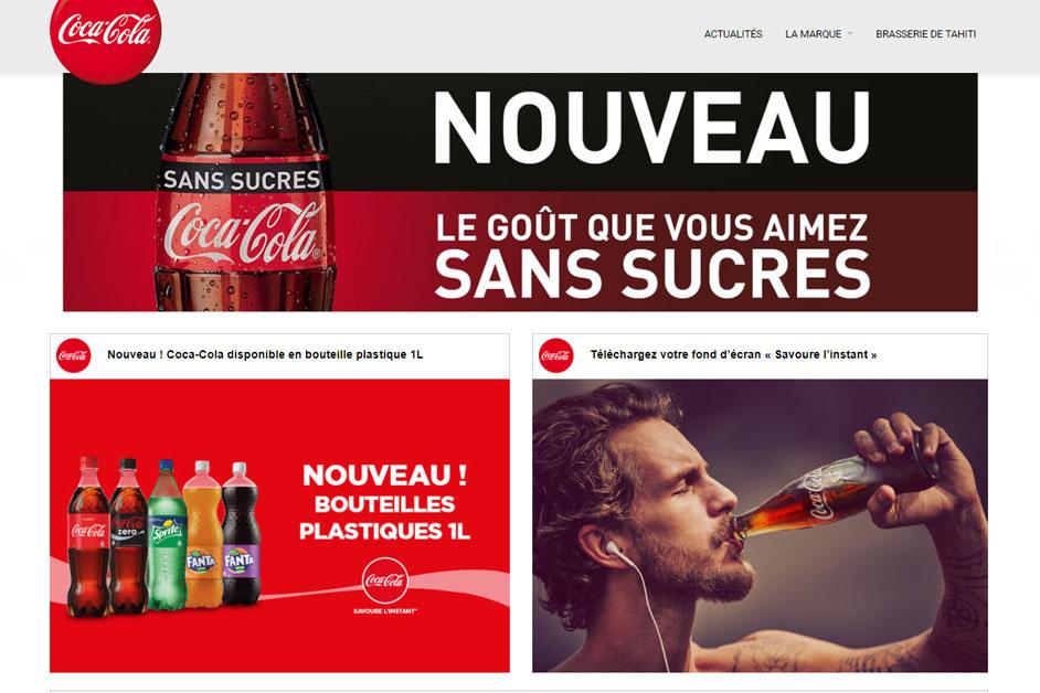 Coca-Cola Polynésie