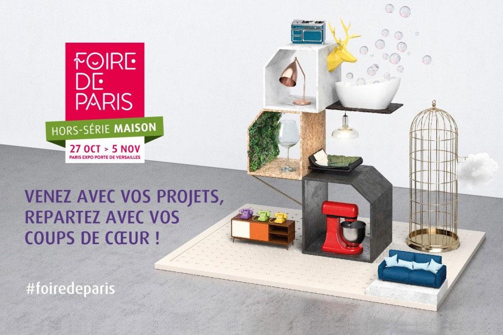 FOIRE DE PARIS HSM 2017