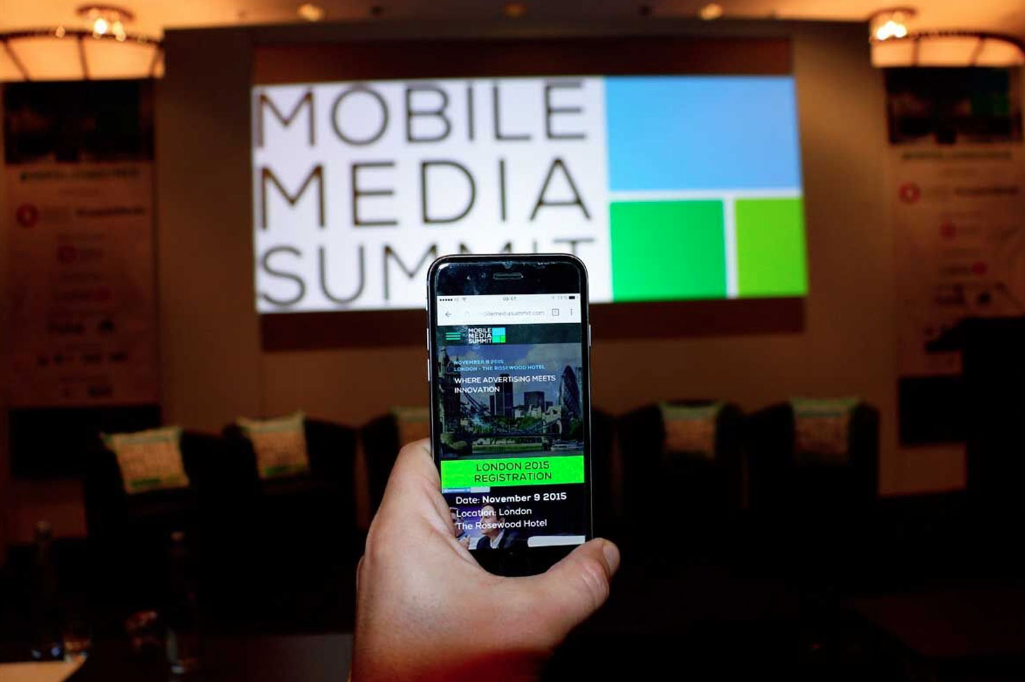 MOBILE MEDIA SUMMIT 2015 Londres