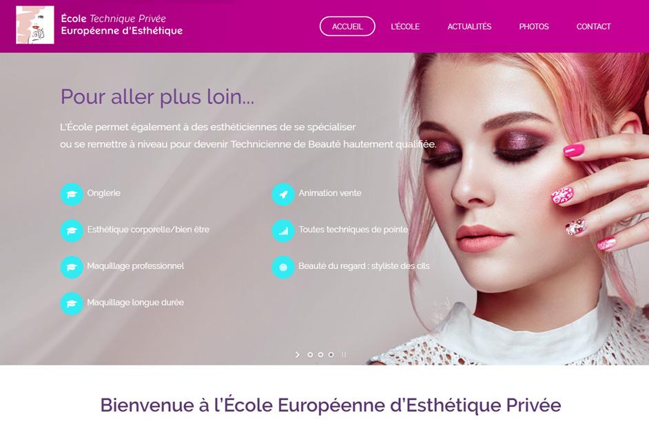 École Européenne d'Esthétique Privée