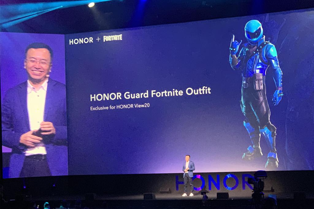 Huawei HONOR20view